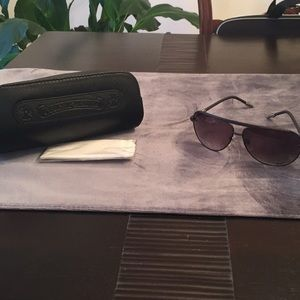 Chrome hearts authentic classic aviators